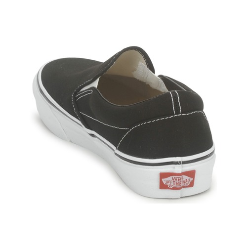 Vans Classic Slip-on Negro - Envío Gratis Zapatos Slip On 5200