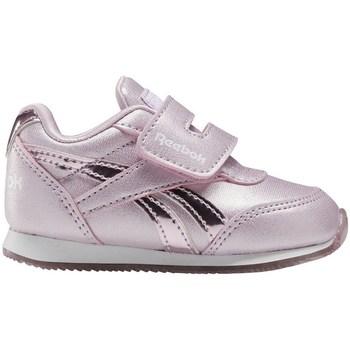 Zapatos Niños Zapatillas bajas Reebok Sport Royal Cljog 20 KC Rosa