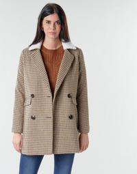 textil Mujer cazadoras Deeluxe PAULETTE Beige