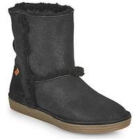 Zapatos Mujer Botas urbanas El Naturalista LUX Negro