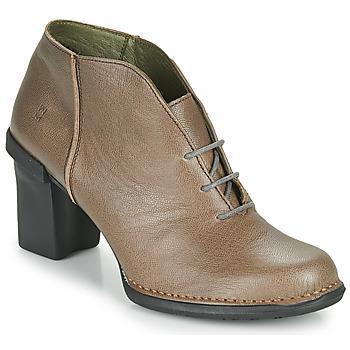 Zapatos Mujer Botas urbanas El Naturalista CAPRETTO Marrón