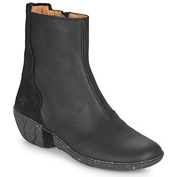 Zapatos Mujer Botas urbanas El Naturalista SOFT Negro
