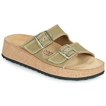 Zapatos Mujer Zuecos (Mules) Papillio GABRIELA Kaki