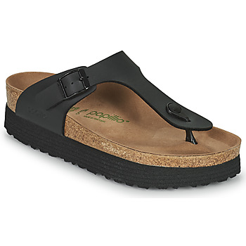 Zapatos Mujer Chanclas Papillio GIZEH GROOVED Negro