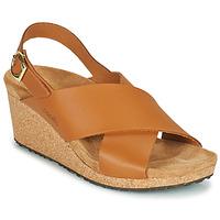 Zapatos Mujer Sandalias Papillio SAMIRA RING BUCKLE Marrón