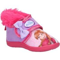Zapatos Niña Pantuflas Disney S18473D Rosa