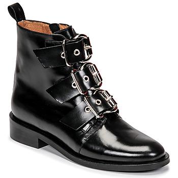 Zapatos Mujer Botas de caña baja Jonak DIRCE BIS Negro