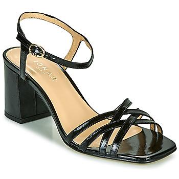 Zapatos Mujer Sandalias Jonak VICTORINE Negro