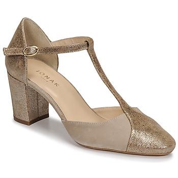 Zapatos Mujer Zapatos de tacón Jonak VIMOS Beige