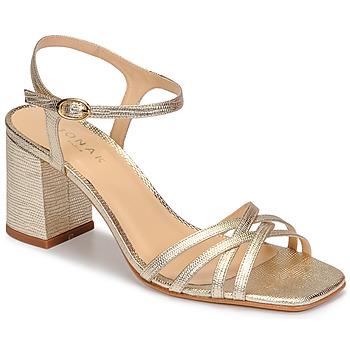 Zapatos Mujer Sandalias Jonak VICTORINE Oro