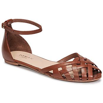 Zapatos Mujer Sandalias Jonak DOO Marrón