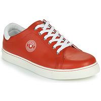 Zapatos Mujer Zapatillas bajas Pataugas TWIST/N F2F Rojo