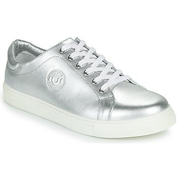 Zapatos Mujer Zapatillas bajas Pataugas TWIST/N F2F Plata