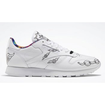 Zapatos Zapatillas altas Reebok Classic Reebok Classic Leather ?Peace Train? White/Black-White