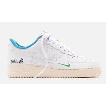 Zapatos Zapatillas altas Nike Kith x Nike Air Force 1 Low White/Blue Lagoon-Aloe Verde-White