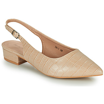 Zapatos Mujer Zapatos de tacón Moony Mood OGORGEOUS Nude