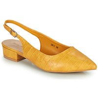 Zapatos Mujer Zapatos de tacón Moony Mood OGORGEOUS Amarillo