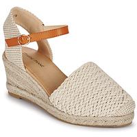 Zapatos Mujer Sandalias Moony Mood OCUTE Beige