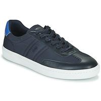 Zapatos Hombre Zapatillas bajas BOSS RIBEIRA TENN NYLT Azul