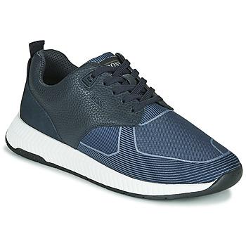 Zapatos Hombre Zapatillas bajas BOSS TITANIUM RUNN TBJQ Azul