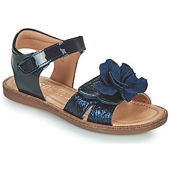 Zapatos Niña Sandalias Bisgaard AGNES Marino