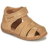Zapatos Niños Sandalias Bisgaard CARLY Beige