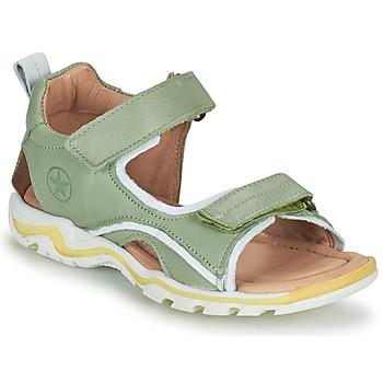 Zapatos Niños Sandalias de deporte Bisgaard ARTHUR Verde