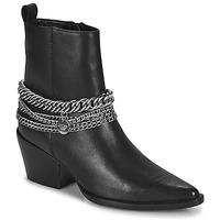 Zapatos Mujer Botas urbanas Bronx JUKESON Negro