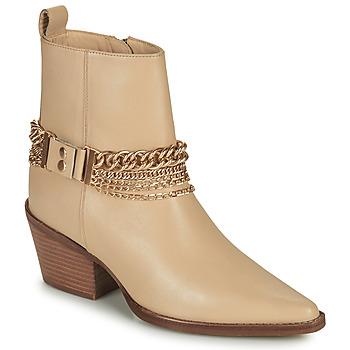 Zapatos Mujer Botas urbanas Bronx JUKESON Beige