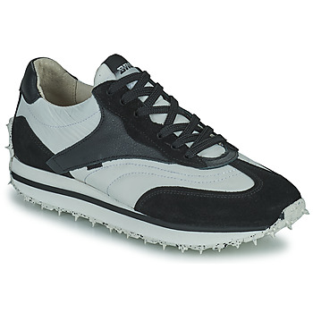 Zapatos Mujer Zapatillas bajas Bronx MA TRIXX Negro / Blanco
