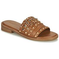 Zapatos Mujer Sandalias Bronx THRILL Marrón / Oro