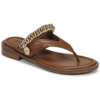 Zapatos Mujer Sandalias Bronx NEW THRILL Marrón / Oro