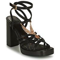 Zapatos Mujer Sandalias Bronx NEW RENEE Negro