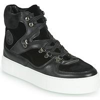 Zapatos Mujer Botas de caña baja Pataugas WISH/VE F4D Negro