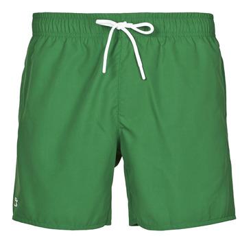 textil Hombre Bañadores Lacoste POTTA Verde