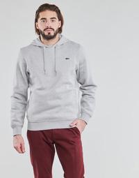 textil Hombre Sudaderas Lacoste TOTTA Gris