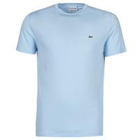 textil Hombre Camisetas manga corta Lacoste ALFED Azul