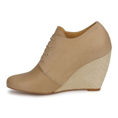 Mujer Zapatos co Copenhagen Boots Crema D Low Emily N0nvwm8