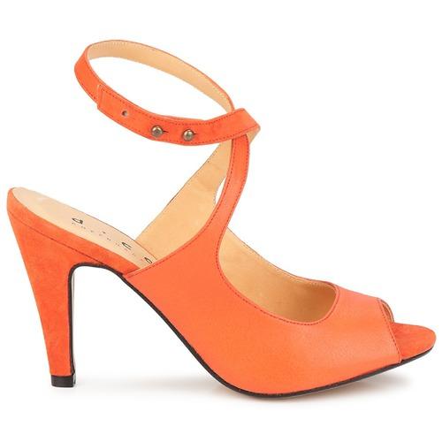 Zapatos de mujer baratos zapatos de mujer Zapatos especiales D.Co Copenhagen MARISSA Naranja
