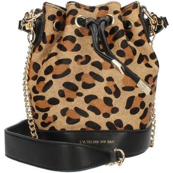 Bolsos Mujer Bolso Pash Bag DOROTHYFUNNYFACE Manchado