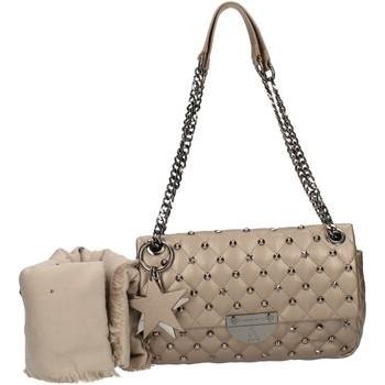 Bolsos Mujer Bandolera Pash Bag REBECCAREBEL Bronce