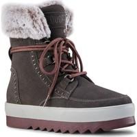 Zapatos Mujer Botas de nieve Cougar Vanetta Suede Pewter