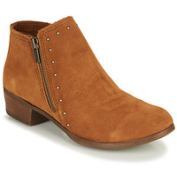 Zapatos Mujer Botas de caña baja Minnetonka BRIE BOOT Marrón