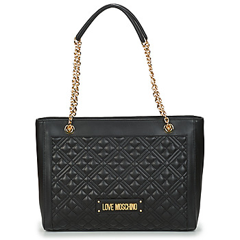 Bolsos Mujer Bolso shopping Love Moschino JC4006PP1C Negro
