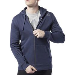 textil Hombre Sudaderas Reebok Sport  Azul