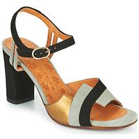 Zapatos Mujer Sandalias Chie Mihara Bega Negro / Gris