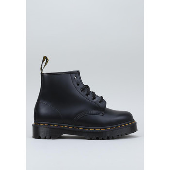 Zapatos Hombre Botas de caña baja Dr Martens 101 BEX Negro