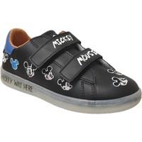 Zapatos Niño Zapatillas bajas Disney Mdk574 negro