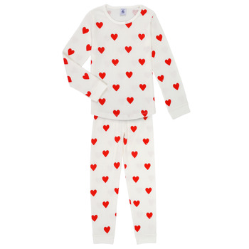 textil Niña Pijama Petit Bateau MISON Multicolor