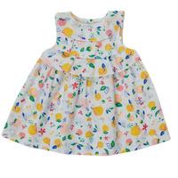 textil Niña Vestidos cortos Petit Bateau MELIANA Multicolor